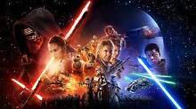 St George Open Air - 2 x Star Wars tickets for sale (face value) Sydney City Inner Sydney Preview
