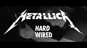 Metallica Tickets Edmonton Aug 16 -VIP FLOOR & LOWER BOWL ROW 1