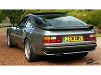 Porsche 944 - 924 Project Car Wanted
