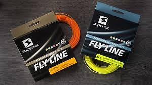 fly line and backing