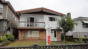 Large House - Ground Floor in South Vancouver (near Langara)