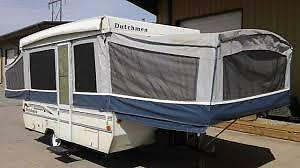 12' pop up trailer roof wanted