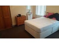 DOUBLE/SINGLE ROOMS IN SHARED HOUSE/ ALL BENEFITS ACCEPTED AND ALL BILLS INCLUDED