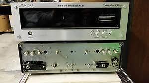 Wanted: vintage Marantz 22xx, Amps, Turntables, Tuners, Cassette
