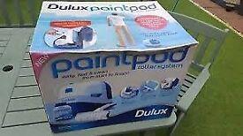 Dulux paint pod compact and Dulux paint pod normal