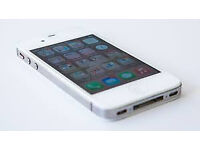 iphone 4s new condition white