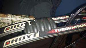 Arc hoyt turbo hawk