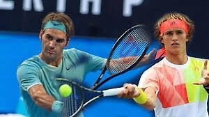 2 X Federer Vs Zverev Tickets Aus Open 2017 Coolaroo Hume Area Preview