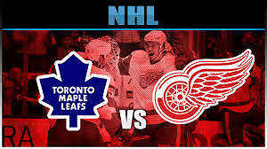 Leafs & Red Wings January 25th, 2017 - 3 tickets Section 223