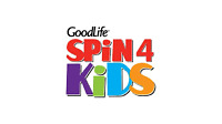 GoodLife's Spin4Kids Event