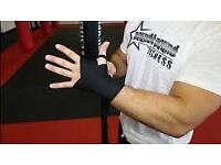 NEW ARKAY Hand Wraps 2.5 Meters - Boxing, Karate, Martial Arts - Job Lot Less Than Whole Sale Price