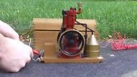 Scale Model Hit & Miss Engine Wanted