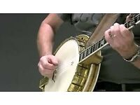 ****Tenor Banjo Lessons Wanted****ASAP****