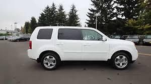 WANTED  2015 Honda Pilot EX-L SUV White or Gray only