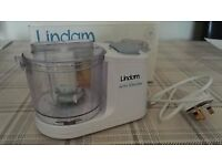 (LINDAM) Mini Food Blender.