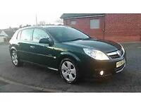 Vauxhall/Opel Signum 1.9CDTi 16v ( 150ps ) Sat Nav Elegance 5 Door Hatch Back