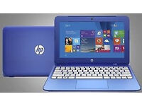 "PROFESSIONALLY REFURBISHED HP STREAM 11 2GB RAM 32GB SSD 11.6"" WEBCAM HDMI OFFICE 6 MTH WRNTY VGC"