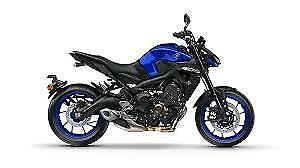 WANTED 2017 AND UP YAMAHA MT09 OR FZ09