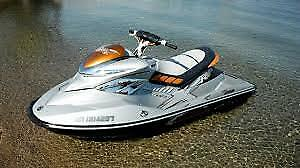 Supercharged jetskis for rent