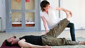 Mobile Thai and Sports Massage for Athletes