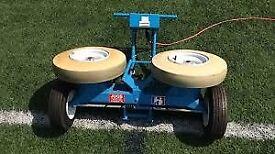 Football Machine, Jugs soccer machine