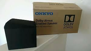 Dolby Atmos Speakers - Like New