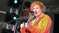 Ed sheeran tickets sasktel centre saskatoon june/16/2015