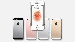 Iphone SE. 16GB, 32GB, 64GB. . UNLOCKED WORLD WIDE. ALL COLORS- NEW IN BOX. SUPER DEAL $169.00 NO TAX.