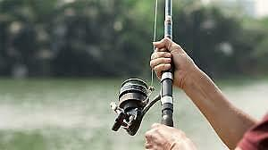 WANTED fishing rods  prefer 3 or 4 peice NOT FLY RODS