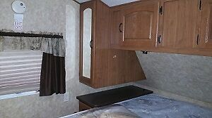 2010  32 ft. Travel Trailer w/ Winter package Prince George British Columbia image 7
