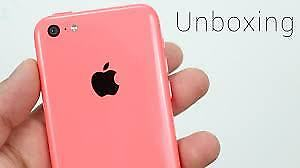 IPHONE 5C  16gb ALL COLOURS 149.99