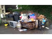 Rubbish Removal Services - House, Garden, Garage, Shed, Loft, Outbuildings, All Rubbish Removed.