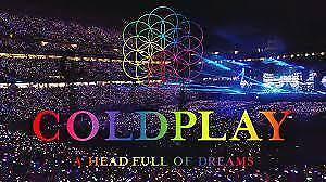 Coldplay: A Head Full of Dreams Tour- Toronto- August 22nd