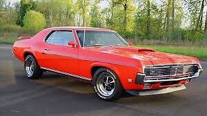 Wanted 1969-1970 Mercury Cougar