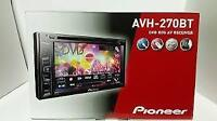 Pioneer , dvd Bluetooth USB, AUX IPOD, IPHONE ...,Garante un ans