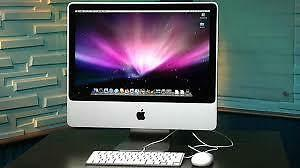 "APPLE iMac 20"" all in one desktop 4G 250G HOT NEW COME"
