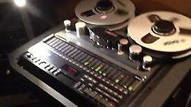 Tascam MSR24 Analogue Studio 24 Track Recorder PLUS 48 track Mixer