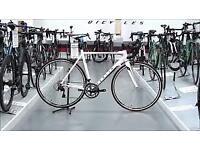 "22"" allo/carbon frame road bike"