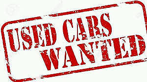 WANTED END OF LIFE VEHICLES 4036190971