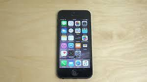 Iphone 5, Black, 16gb, Black, Work with Rogers and Chatr, good c