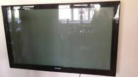 samsung 50 inch tv full HD plasma