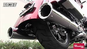 Vance & Hines Power Duals and High Output Mufflers