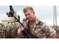 **TICKET SWAP** Gary Tank Commander - Mission Quite Possible - Saturday 22nd October