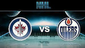►Edmonton Oilers vs. Winnipeg Jets ►SUN Dec 11 7:30PM