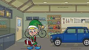 The Elf s Garage