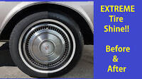 Free Tire and Rims Detail W/ Purchase Of Wash & Wax Service
