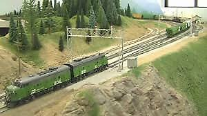 Looking for a model train set