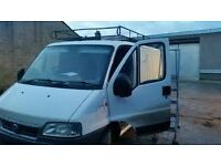 Fiat Ducato roof rack for sale