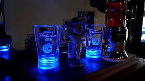 Blue Jays home run glass