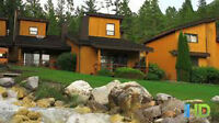 Fairmont Hot Springs....Mountainside Villa for Rent